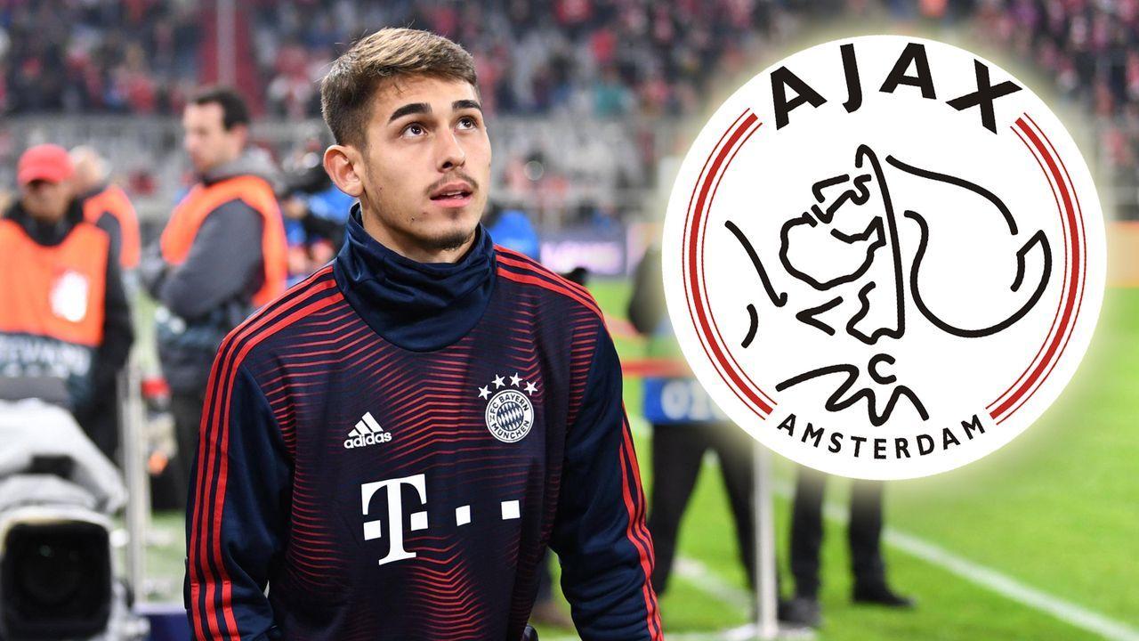 Meritan Shabani (FC Bayern München) - Bildquelle: 2018 Getty Images