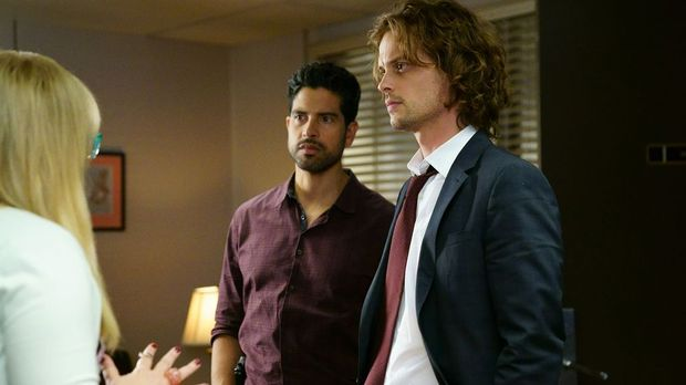 Criminal Minds - Criminal Minds - Staffel 13 Episode 1: Keine Worte
