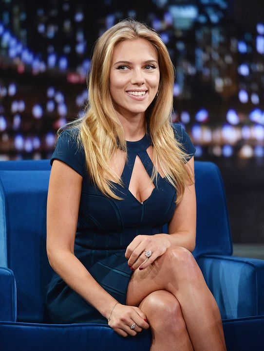Scarlett-Johansson-13-09-13-getty-AFP - Bildquelle: getty-AFP