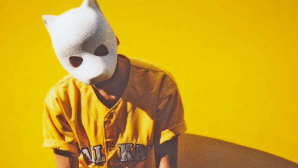 Rapper Cro live auf Deutschlandtournee