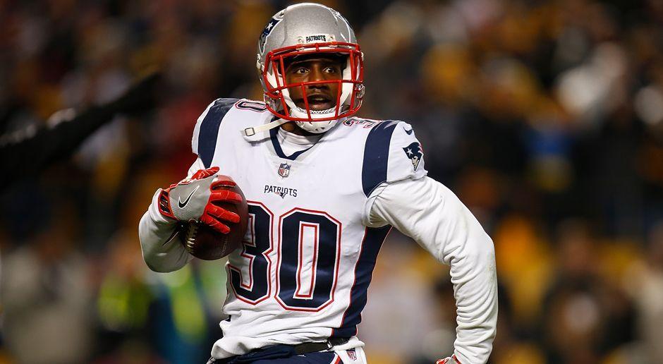 Duron Harmon, S New England Patriots - Bildquelle: 2017 Getty Images