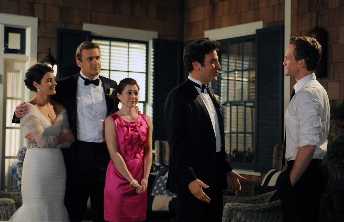 How I Met Your Mother Finale Spoiler Bild34 - Bildquelle: 20th Century Fox