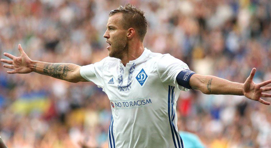 Andrey Yarmolenko (Borussia Dortmund) - Bildquelle: imago/Geisser