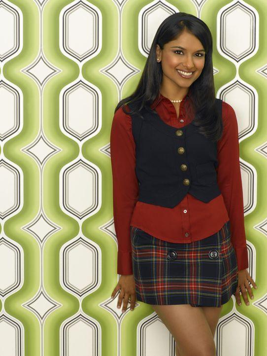 (3. Staffel) - Schafft es, immer wieder Chaos zu verbreiten: Rebecca (Dilshad Vadsaria) ... - Bildquelle: 2008 ABC Family