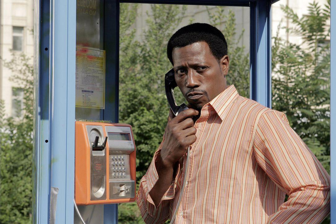 CIA-Agent Sonni Griffith (Wesley Snipes) gerät in die Fänge einer attraktiven Diebin und ins Visier hemmungsloser Waffenhändler ... - Bildquelle: 2005 Micro-Fusion 2004-14 LLP. All Rights Reserved.