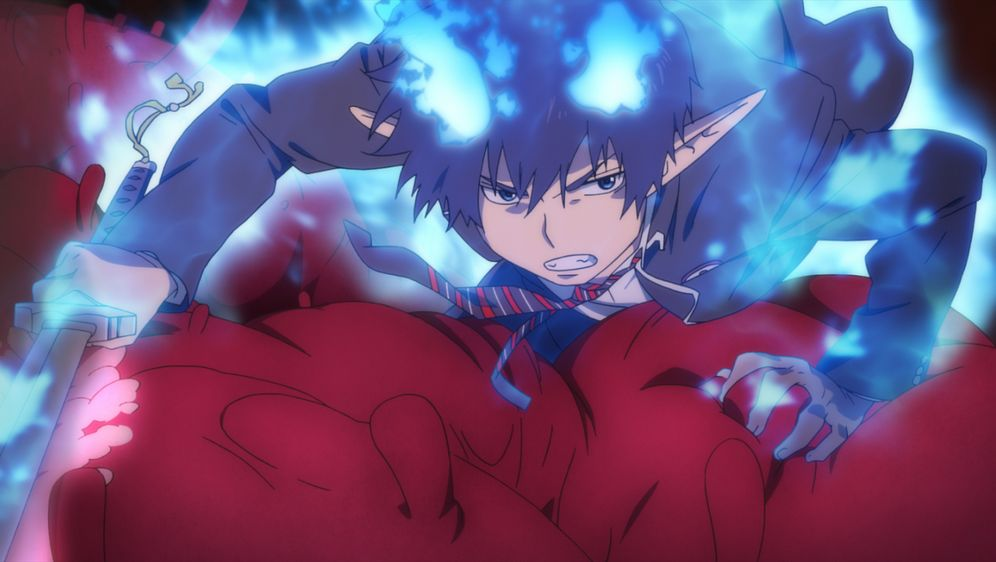 Blue Exorcist - The Movie - Bildquelle: Blue Exorcist   Kazue Kato/SHUEISHA, Blue Exorcist Committee, MBS