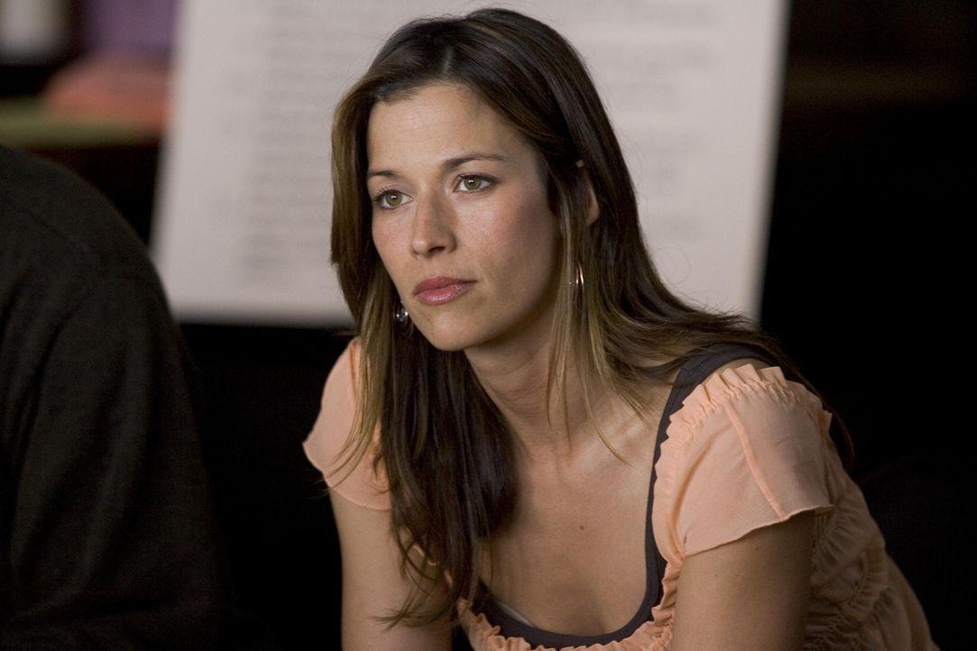 Andys Betreuerin in der Suchttherapie: Sharon (Brooke Langton) ... - Bildquelle: Lions Gate Television