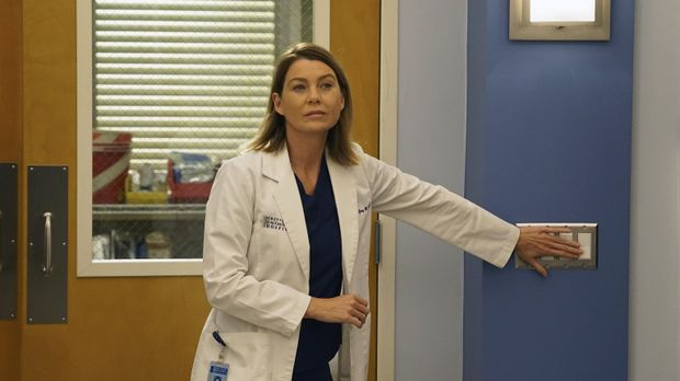 Kämpft um das Leben ihrer Patientin: Meredith (Ellen Pompeo) ... © Richard Ca...