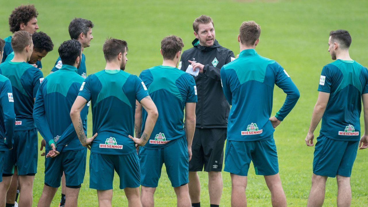 SV Werder Bremen (Johannesburg/Südafrika) - Bildquelle: imago/Nordphoto