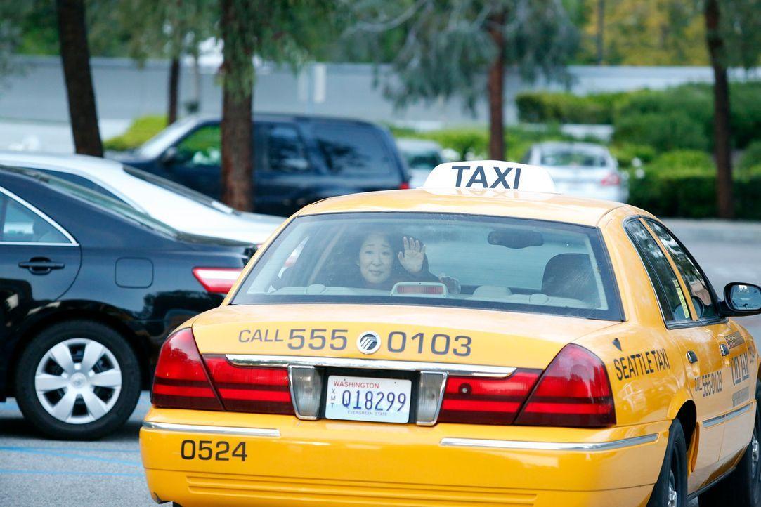 Ein schwerer Abschied steht bevor: Cristina (Sandra Oh) ... - Bildquelle: ABC Studios