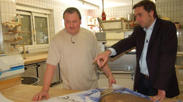 Zu viele Schulden, zu wenig Kunden: Die Bäckerei Hornik steckt in der Krise....