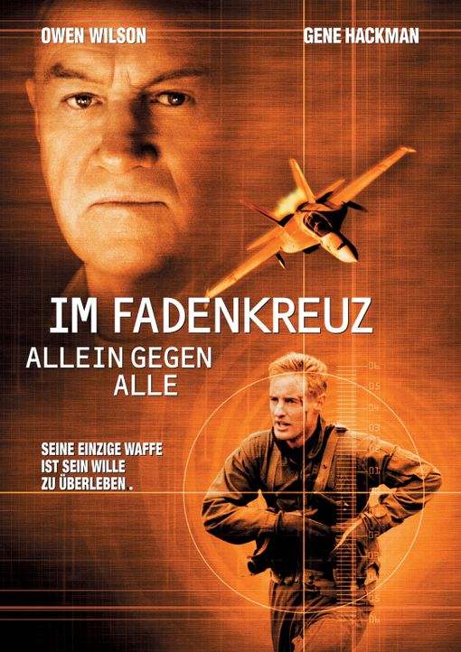 Im Fadenkreuz - Allein gegen alle - Artwork - Bildquelle: 2001 Twentieth Century Fox Film Corporation.  All rights reserved.