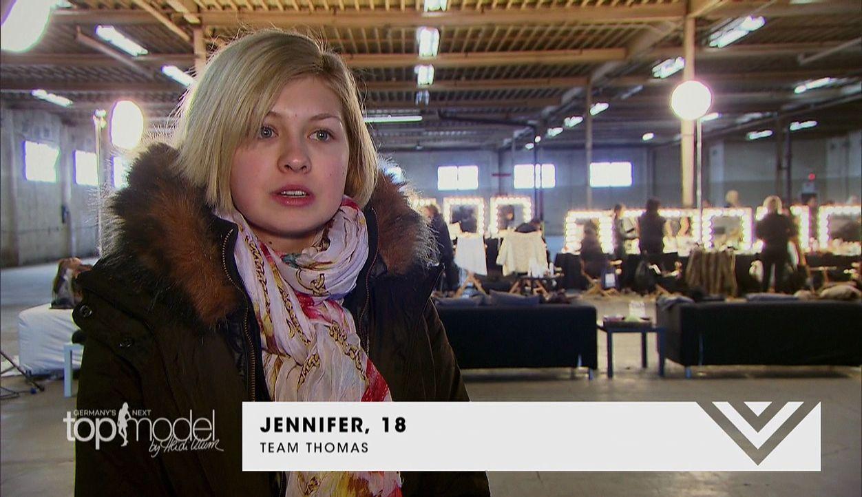 GNTM-11-Sendung5_Entscheidung009 - Bildquelle: ProSieben