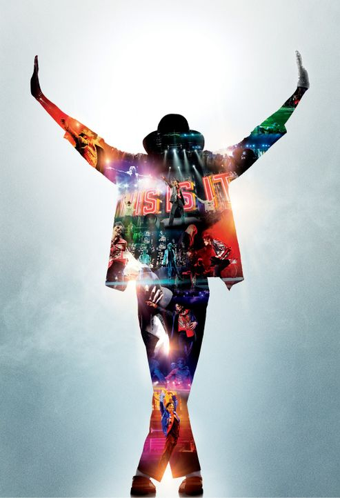 MICHAEL JACKSON'S THIS IS IT - Artwork - Bildquelle: 2009 The Michael Jackson Company, LLC. All Rights Reserved.