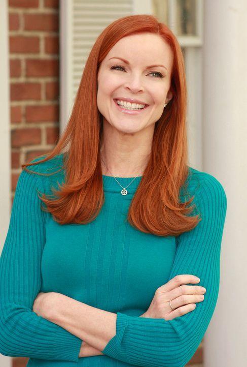 Freudig rächt sich Bree (Marcia Cross) an Edie ... - Bildquelle: ABC Studios