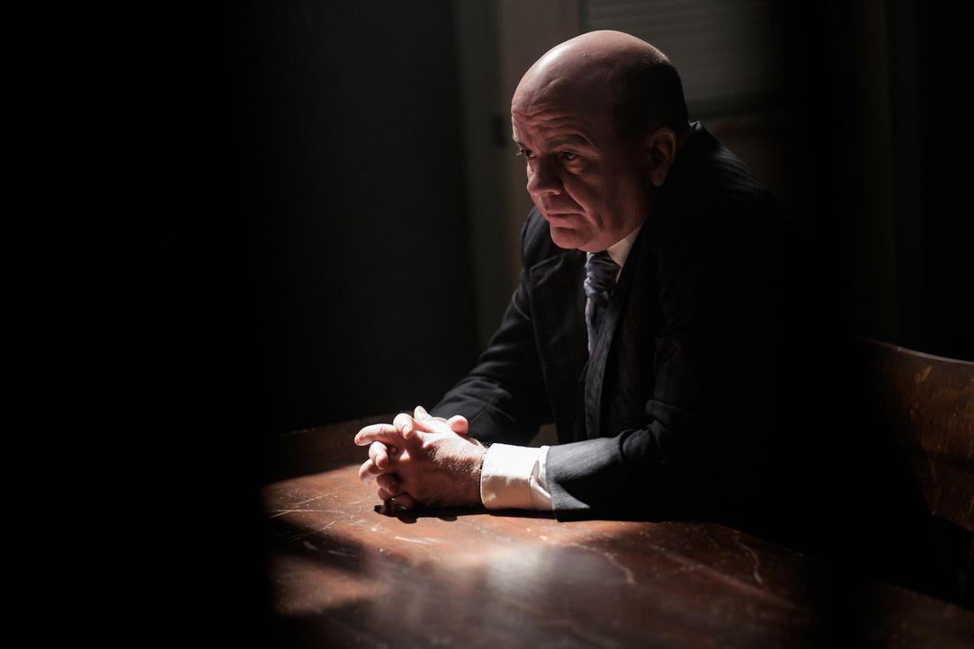 Die Mafia hat New York in der Hand und zieht im Hintergrund die Fäden. Joe Petrosino (Al Moran) nimmt sich des harten Kampfes gegen die organisierte... - Bildquelle: Darren Goldstein Cineflix 2015