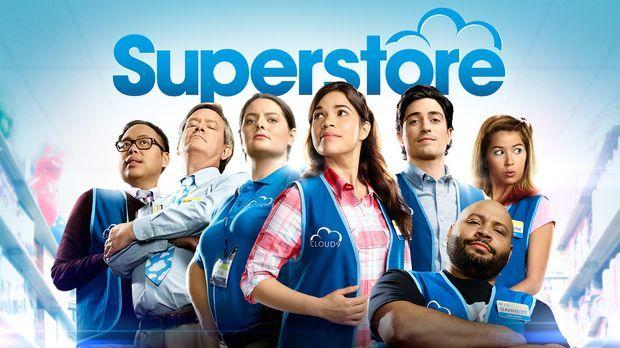 (2. Staffel) - Der Superstore Cloud 9 ist ein typisch amerikanischer Supermar...