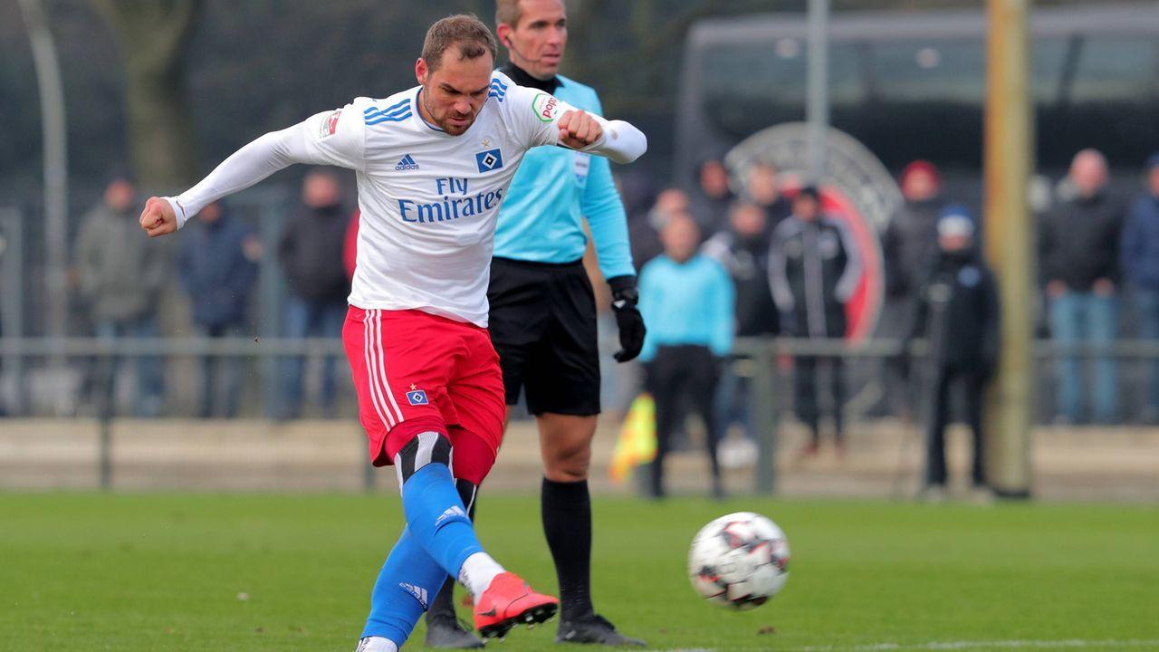 Hamburger SV (1. Platz, 37 Punkte) - Bildquelle: imago/Michael Schwarz