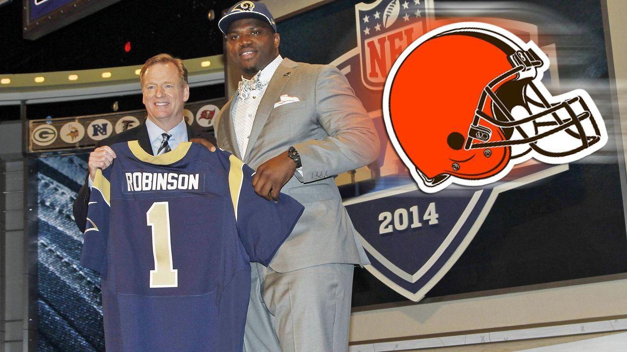 Greg Robinson (Cleveland Browns) - Bildquelle: imago