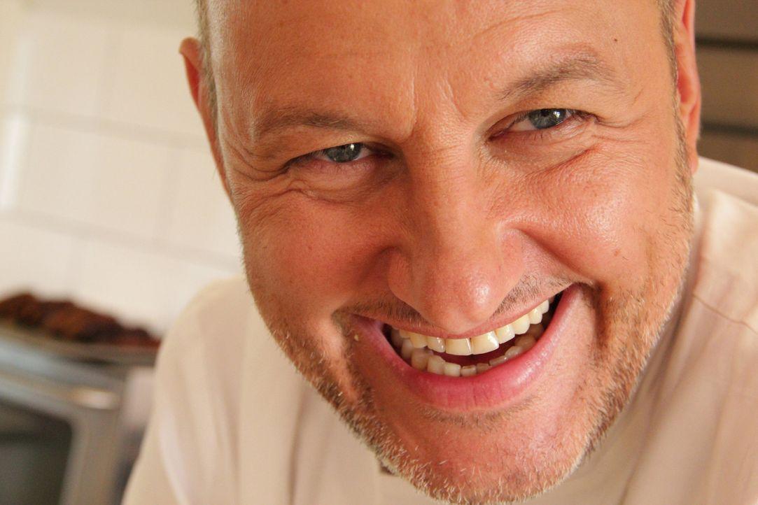 Er hat für jedes gastronomische Problem eine Lösung: Sternekoch Frank Rosin ... - Bildquelle: kabel eins