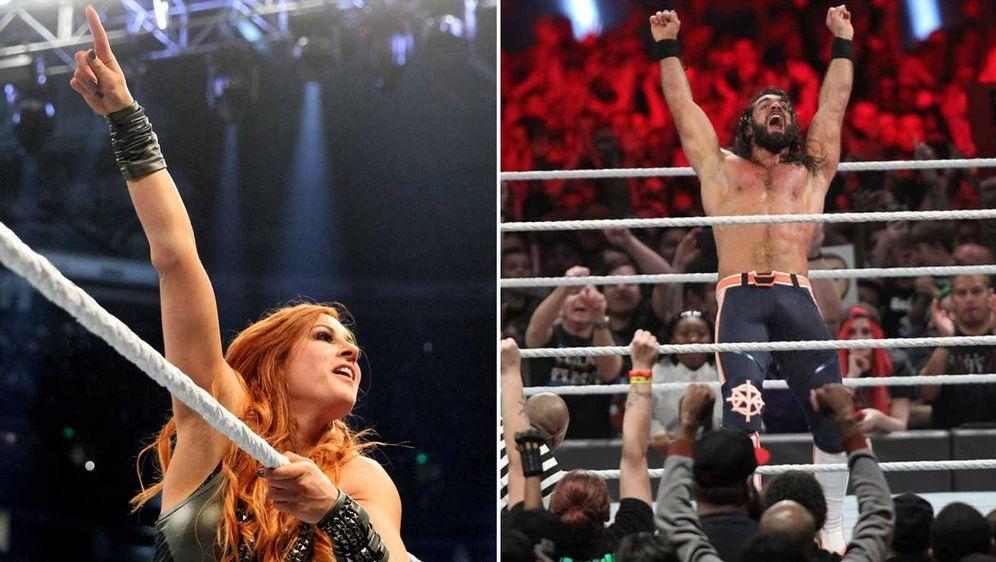 - Bildquelle: WWE