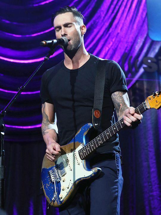 Adam-Levine-14-01-31-getty-AFP - Bildquelle: getty-AFP