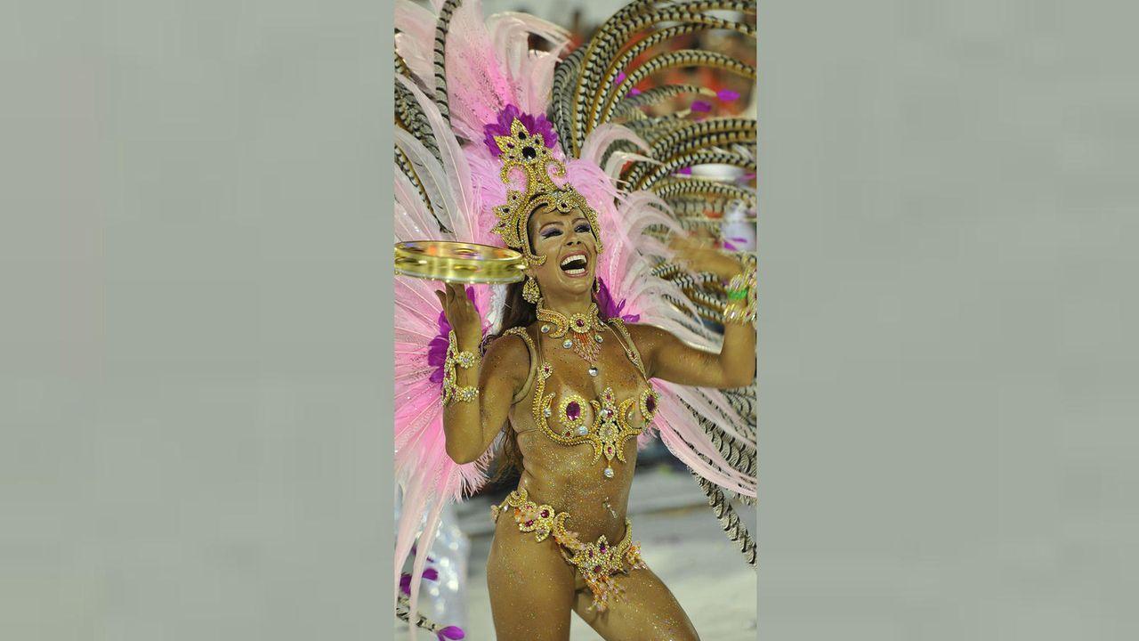 Brasilianischer Karneval - Bildquelle: kabel eins
