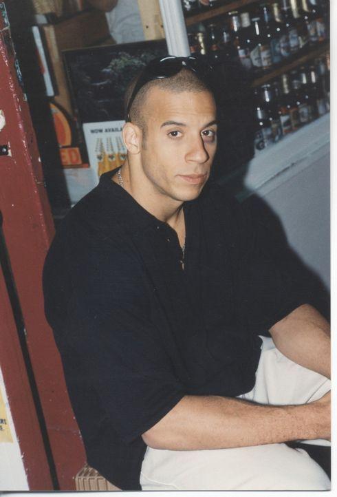 Drehpause: Vin Diesel