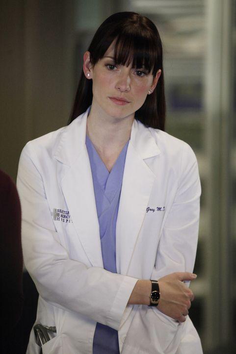 Versucht alles, um Erica zu helfen: Lexie (Chyler Leigh) ... - Bildquelle: ABC Studios