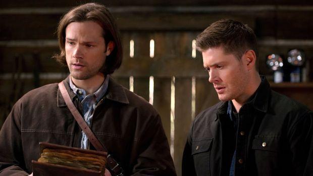 Sam (Jared Padalecki, l.) und Dean (Jensen Ackles, r.) eilen Charlie zu Hilfe...
