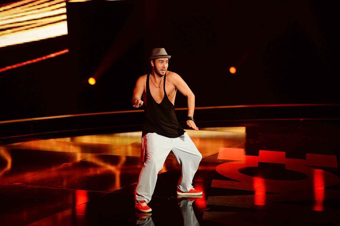 Got-To-Dance-Stiven-Kukovec-01-SAT1-ProSieben-Willi-Weber - Bildquelle: SAT.1/ProSieben/Willi Weber
