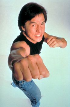 Rumble in the Bronx - Kaum kommt der Hongkonger Polizist Ah Keung (Jackie Cha...