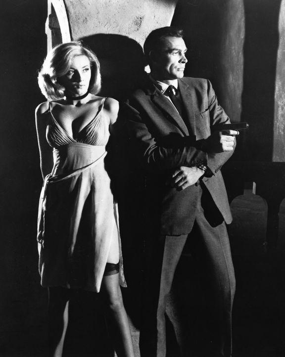Daniela-Bianchi-James-Bond-From-Russia-With-Love-1963-WENN-com - Bildquelle: WENN.com