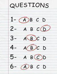 Test-Fragebogen