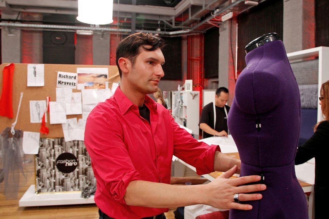 Fashion-Hero-Epi03-Atelier-44-Pro7-Richard-Huebner - Bildquelle: Richard Hübner / Pro 7