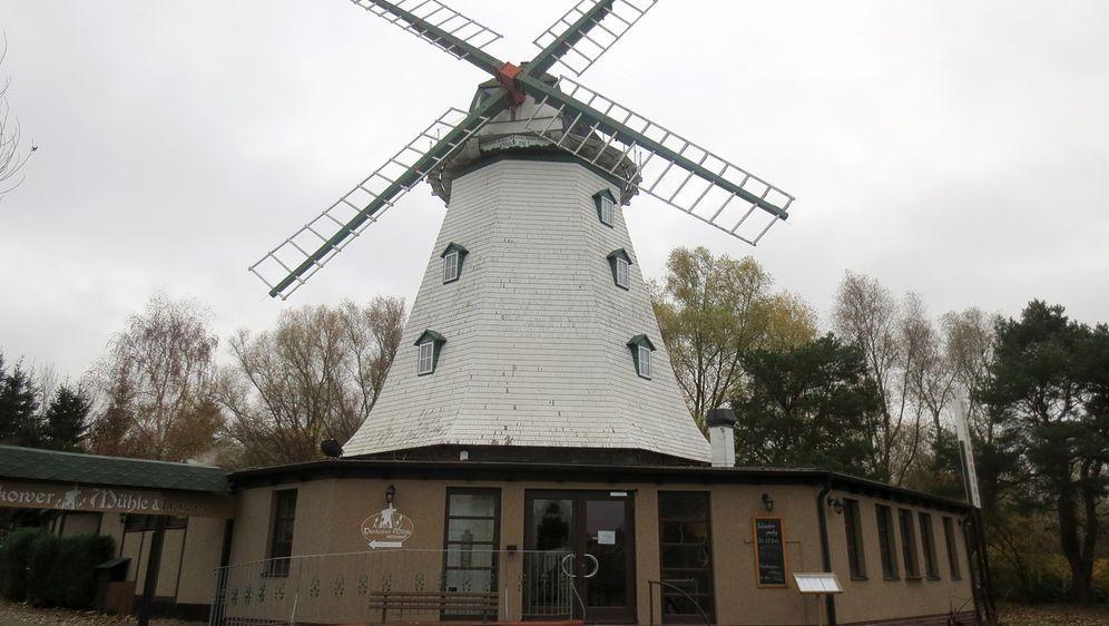"""Dierkower Mühle """"Zum Holländer"""""""