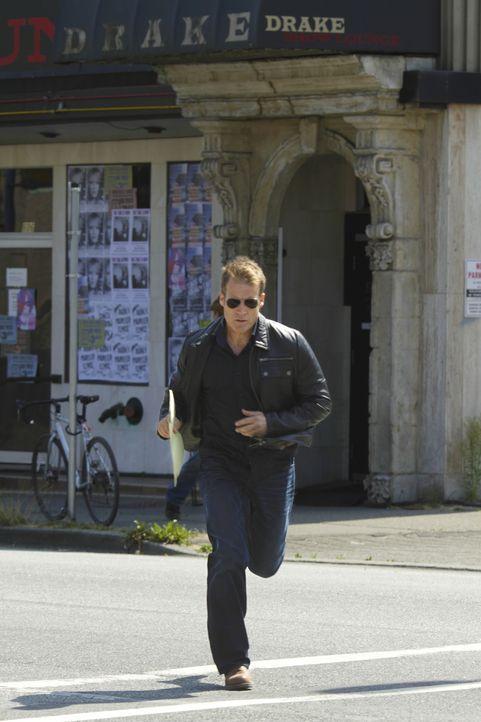 Ein neuer Auftrag wartet auf Chance (Mark Valley) ... - Bildquelle: Warner Bros. Television