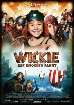 Wickie auf großer Fahrt - Wickie auf großer Fahrt - Plakatmotiv - Bildquelle:...