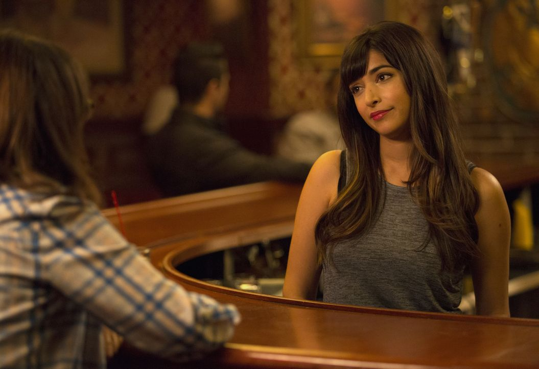 Kann Cece (Hannah Simone) ihrer Freundin Jess helfen, in Sachen Liebe wieder durchzustarten? - Bildquelle: John P. Fleenor 2016 Fox and its related entities.  All rights reserved.