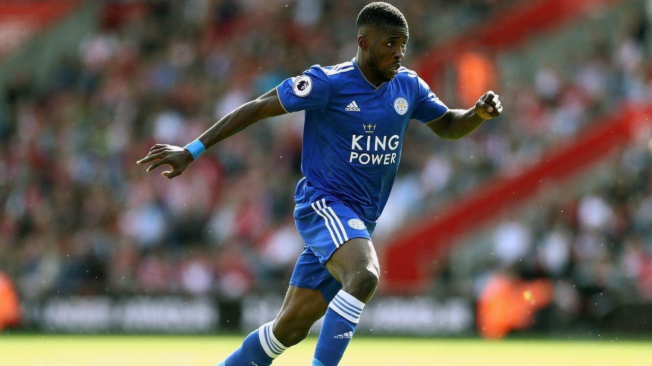 Kelechi Iheanacho (verkauft an Leicester City) - Bildquelle: 2018 Getty Images