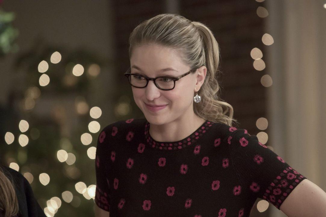 Kara (Melissa Benoist) erhält wichtige Informationen über einen neuen Feind. Doch sie ahnt nicht, wer wirklich dahinter steckt ... - Bildquelle: 2017 Warner Bros.