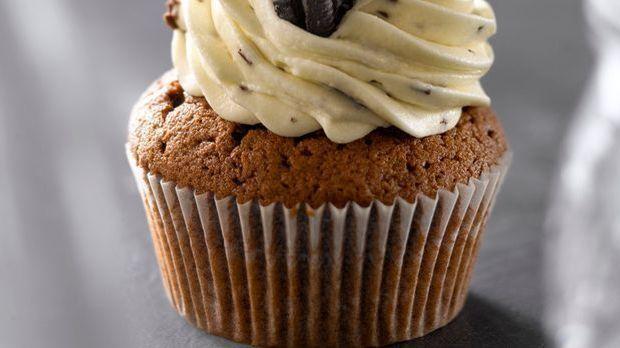 Leckere Oreo-Cupcakes