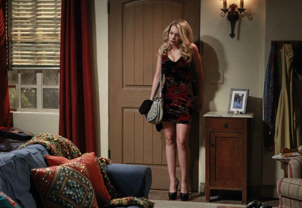 Als Christy erfährt, dass Violet (Sadie Calvano) fremdgeht, überredet sie ihre Tochter dazu, eine Therapie zu machen. Eine gute Idee? - Bildquelle: Warner Bros. Television