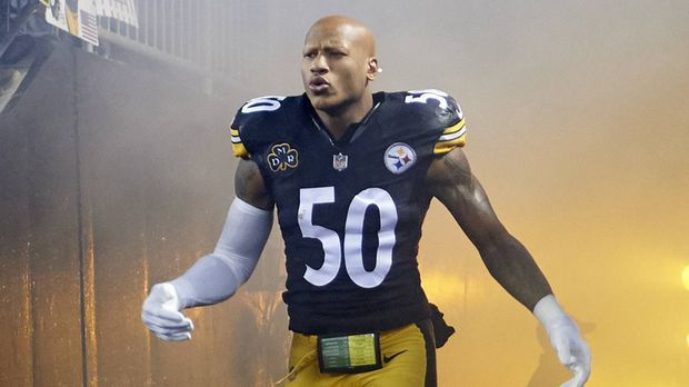 Ryan Shazier (Pittsburgh Steelers)