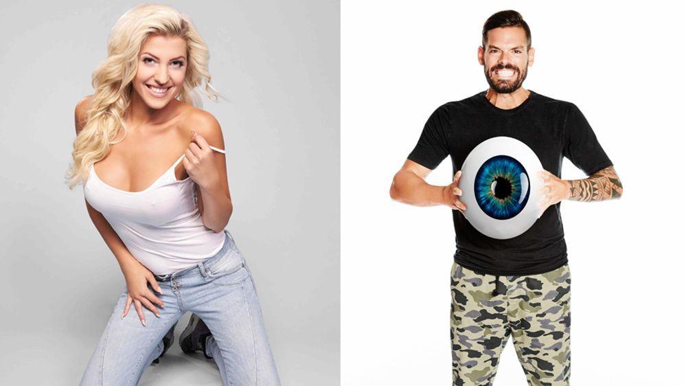 Promi Big Brother 2015 Sarah Nowak Und Daniel Köllerer Dabei