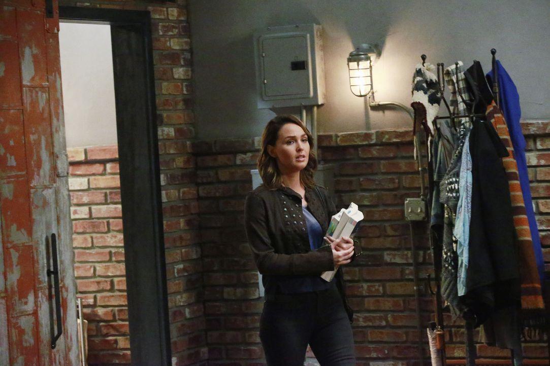 Während Maggie Probleme damit hat, eine professionelle Beziehung zu Andrew aufzubauen, hinterfragt Jo (Camilla Luddington) Alex' Prioritäten ... - Bildquelle: Mitchell Haaseth ABC Studios
