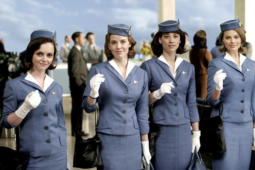 Sie schreiben Geschichte und dürfen auf dem Jungfernflug des neusten Flugzeugs von Pan Am die Crew stellen - jede mit ihrem eigenen, kleinen Geheim... - Bildquelle: 2011 Sony Pictures Television Inc.  All Rights Reserved.
