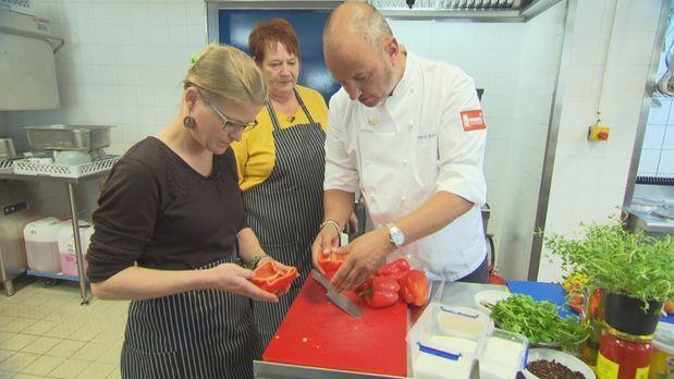 Rosins Kantinen - Begibt sich auf eine neue Mission in die Küchen von Kantine...