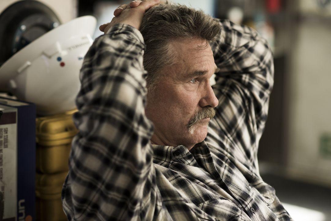 Ein schreckliches Ereignis auf der Ölplattform Deepwater Horizon, auf der Jimmy Harrell (Kurt Russell) der Chef ist, bringt nicht nur das Leben der... - Bildquelle: Enrique Chediak Studiocanal
