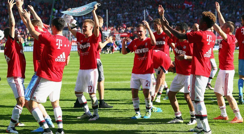 Die Rekorde Der Bundesliga Saison 201516